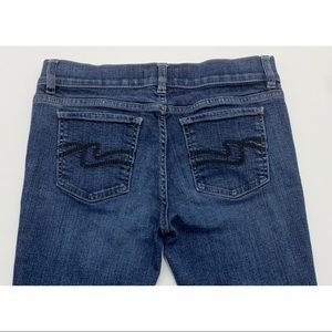 White House Black Market Jeans - WHBM Noir Skinny Jeans Medium Wash 29 waist size 2
